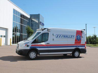 Malley Type 2 Transit Vehicle and NEFEA