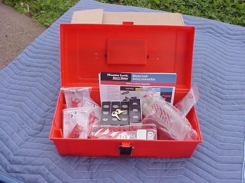 Master Lock Lockout Kit