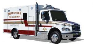 PL Titan Ambulance