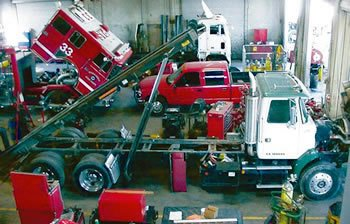 Motor Chassis Service