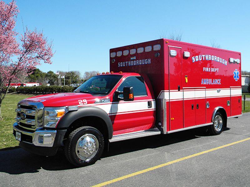 PL Custom Firetrucks