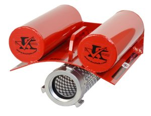 Self Leveling Floating Strainers