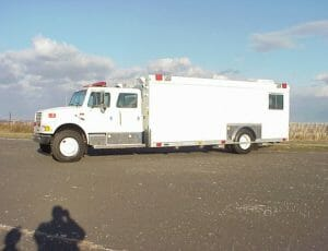 Hazmat Command unit