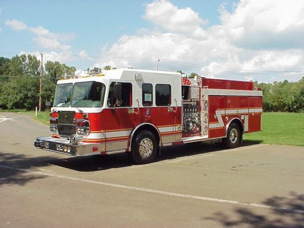 Side Mount Pumper