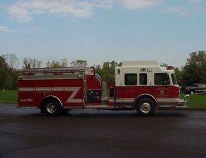 Custom Pumper/Tanker